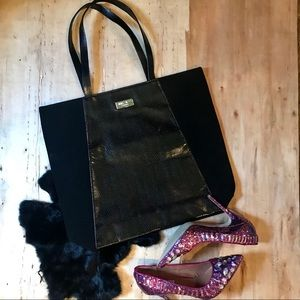 Jimmy Choo parfums tote